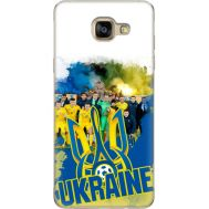 Силиконовый чехол Remax Samsung A710 Galaxy A7 Ukraine national team