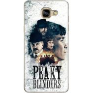 Силиконовый чехол Remax Samsung A710 Galaxy A7 Peaky Blinders Poster