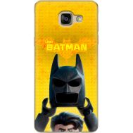 Силиконовый чехол Remax Samsung A710 Galaxy A7 Lego Batman