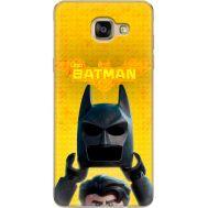 Силиконовый чехол Remax Samsung A710 Galaxy A7 Lego Batman