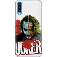 Силиконовый чехол Remax Samsung A705 Galaxy A70 Joker Vector