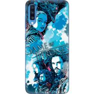 Силиконовый чехол Remax Samsung A705 Galaxy A70 Game Of Thrones