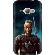 Силиконовый чехол Remax Samsung J120H Galaxy J1 2016 Vikings