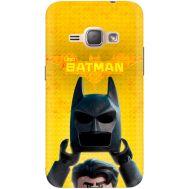 Силиконовый чехол Remax Samsung J120H Galaxy J1 2016 Lego Batman