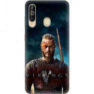 Силиконовый чехол Remax Samsung A6060 Galaxy A60 Vikings