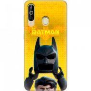 Силиконовый чехол Remax Samsung A6060 Galaxy A60 Lego Batman