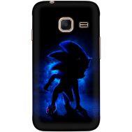 Силиконовый чехол Remax Samsung J105 Galaxy J1 Mini Duos Sonic Black