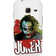 Силиконовый чехол Remax Samsung J105 Galaxy J1 Mini Duos Joker Vector