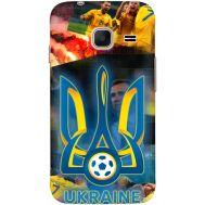 Силиконовый чехол Remax Samsung J105 Galaxy J1 Mini Duos UA national team