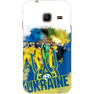Силиконовый чехол Remax Samsung J105 Galaxy J1 Mini Duos Ukraine national team