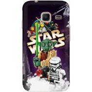 Силиконовый чехол Remax Samsung J105 Galaxy J1 Mini Duos Lego StarWars