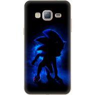 Силиконовый чехол Remax Samsung J320 Galaxy J3 Sonic Black