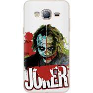 Силиконовый чехол Remax Samsung J320 Galaxy J3 Joker Vector