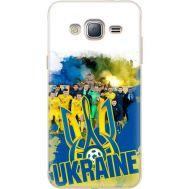 Силиконовый чехол Remax Samsung J320 Galaxy J3 Ukraine national team