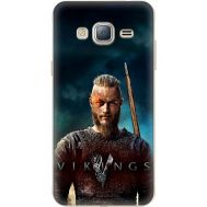 Силиконовый чехол Remax Samsung J320 Galaxy J3 Vikings