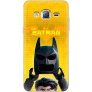 Силиконовый чехол Remax Samsung J320 Galaxy J3 Lego Batman