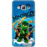 Силиконовый чехол Remax Samsung J320 Galaxy J3 Lego Ninjago