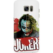 Силиконовый чехол Remax Samsung G930 Galaxy S7 Joker Vector