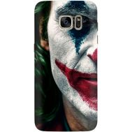 Силиконовый чехол Remax Samsung G930 Galaxy S7 Joker Background