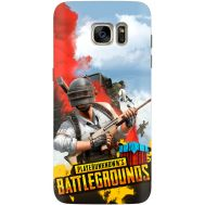 Силиконовый чехол Remax Samsung G930 Galaxy S7 PLAYERUNKNOWN'S BATTLEGROUNDS
