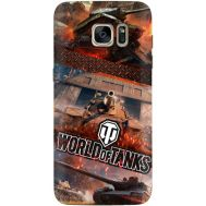 Силиконовый чехол Remax Samsung G930 Galaxy S7 World Of Tanks