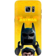 Силиконовый чехол Remax Samsung G930 Galaxy S7 Lego Batman