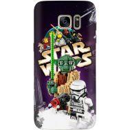 Силиконовый чехол Remax Samsung G930 Galaxy S7 Lego StarWars