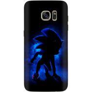 Силиконовый чехол Remax Samsung G935 Galaxy S7 Edge Sonic Black
