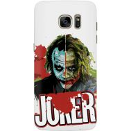 Силиконовый чехол Remax Samsung G935 Galaxy S7 Edge Joker Vector