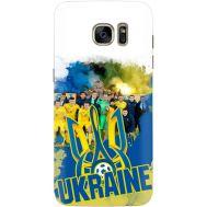 Силиконовый чехол Remax Samsung G935 Galaxy S7 Edge Ukraine national team