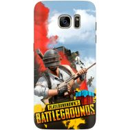 Силиконовый чехол Remax Samsung G935 Galaxy S7 Edge PLAYERUNKNOWN'S BATTLEGROUNDS