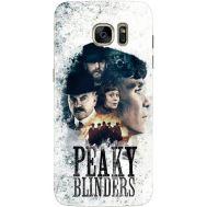 Силиконовый чехол Remax Samsung G935 Galaxy S7 Edge Peaky Blinders Poster