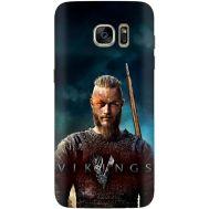 Силиконовый чехол Remax Samsung G935 Galaxy S7 Edge Vikings