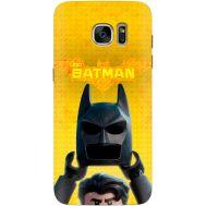 Силиконовый чехол Remax Samsung G935 Galaxy S7 Edge Lego Batman