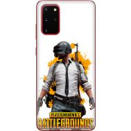 Силиконовый чехол Remax Samsung G985 Galaxy S20 Plus Pubg