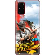 Силиконовый чехол Remax Samsung G985 Galaxy S20 Plus PLAYERUNKNOWN'S BATTLEGROUNDS