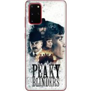 Силиконовый чехол Remax Samsung G985 Galaxy S20 Plus Peaky Blinders Poster