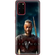 Силиконовый чехол Remax Samsung G985 Galaxy S20 Plus Vikings