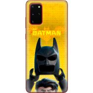 Силиконовый чехол Remax Samsung G985 Galaxy S20 Plus Lego Batman