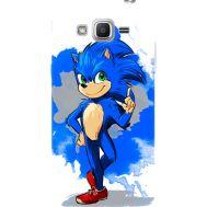 Силиконовый чехол Remax Samsung J2 Prime Sonic Blue