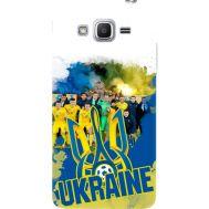 Силиконовый чехол Remax Samsung J2 Prime Ukraine national team