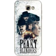 Силиконовый чехол Remax Samsung A720 Galaxy A7 2017 Peaky Blinders Poster