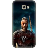 Силиконовый чехол Remax Samsung A720 Galaxy A7 2017 Vikings