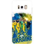 Силиконовый чехол Remax Samsung G950 Galaxy S8 Ukraine national team