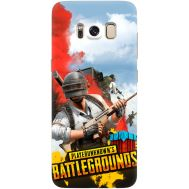 Силиконовый чехол Remax Samsung G950 Galaxy S8 PLAYERUNKNOWN'S BATTLEGROUNDS