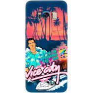 Силиконовый чехол Remax Samsung G950 Galaxy S8 GTA Vice City