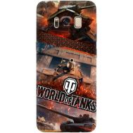 Силиконовый чехол Remax Samsung G950 Galaxy S8 World Of Tanks