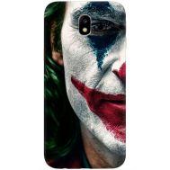 Силиконовый чехол Remax Samsung J330 Galaxy J3 2017 Joker Background