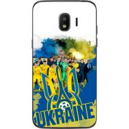 Силиконовый чехол Remax Samsung J250 Galaxy J2 (2018) Ukraine national team