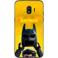 Силиконовый чехол Remax Samsung J250 Galaxy J2 (2018) Lego Batman